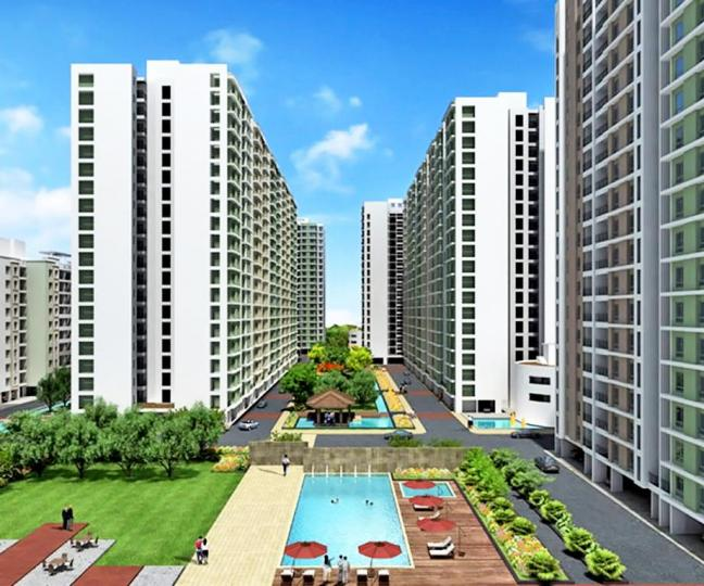 Project Image of 1107.0 - 1546.0 Sq.ft 2 BHK Apartment for buy in Embassy Residency
