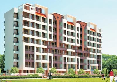 मुकुल डेवलपर्स मुंबई पॉम्स में खरीदने के लिए 355 - 483 Sq.ft 1 BHK अपार्टमेंट प्रोजेक्ट  की तस्वीर