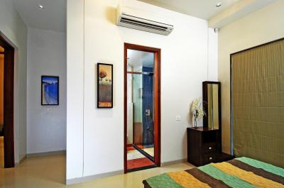 Gallery Cover Image of 1200 Sq.ft 2 BHK Apartment for rent in Goodwill Paradise, Kharghar for 35000