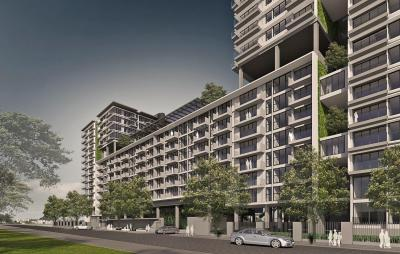 Project Image of 1647.0 - 2831.0 Sq.ft 3 BHK Apartment for buy in G Corp Residences