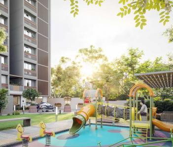 Project Image of 0 - 787.81 Sq.ft 3 BHK Apartment for buy in Shreeji Tirupti Tirth