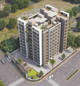Gallery Cover Image of 1350 Sq.ft 2 BHK Apartment for rent in Vivaan Infinity, Zundal for 12000