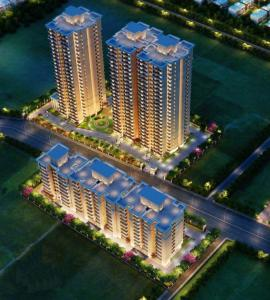 Project Image of 541.5 - 633.72 Sq.ft 2 BHK Apartment for buy in MRG The Meridian