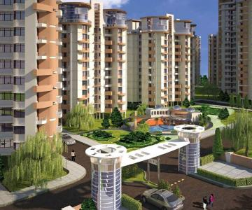 Gallery Cover Image of 1135 Sq.ft 3 BHK Apartment for buy in NRI Residency, Omega II Greater Noida for 5500000