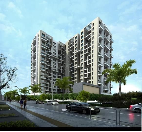 Project Image of 1007.0 - 1320.0 Sq.ft 2 BHK Apartment for buy in Aloha Towers