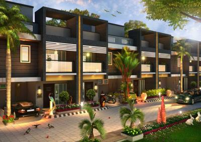 Gallery Cover Image of 1240 Sq.ft 3 BHK Independent House for buy in NB Parshwa Homes, Sanand for 4700000