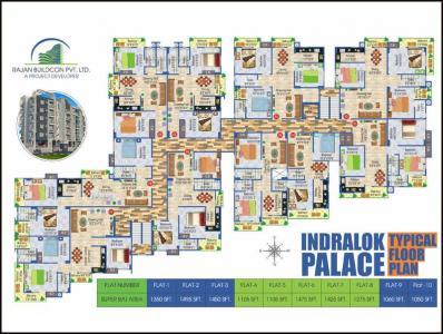 Rajan Indralok Palace