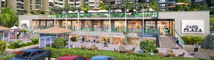 Project Image of 0 - 300.0 Sq.ft Shop Shop for buy in JNC Park Plaza