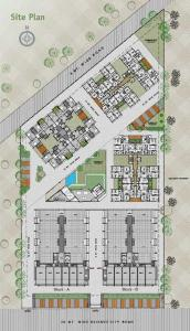 Project Image of 0 - 2610 Sq.ft 3 BHK Apartment for buy in Galaxy Galaxy Signature