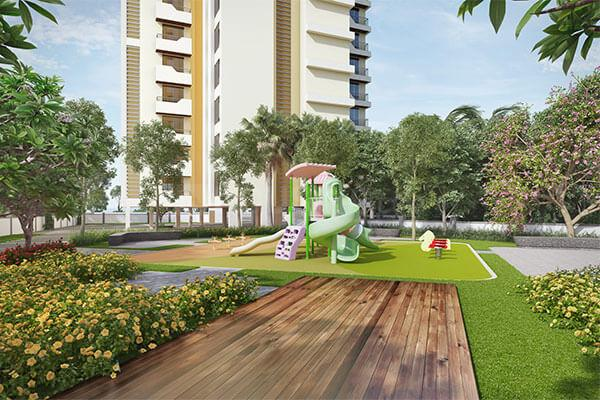Project Image of 405.0 - 410.0 Sq.ft 1 BHK Apartment for buy in Raunak Heights H2 And H3