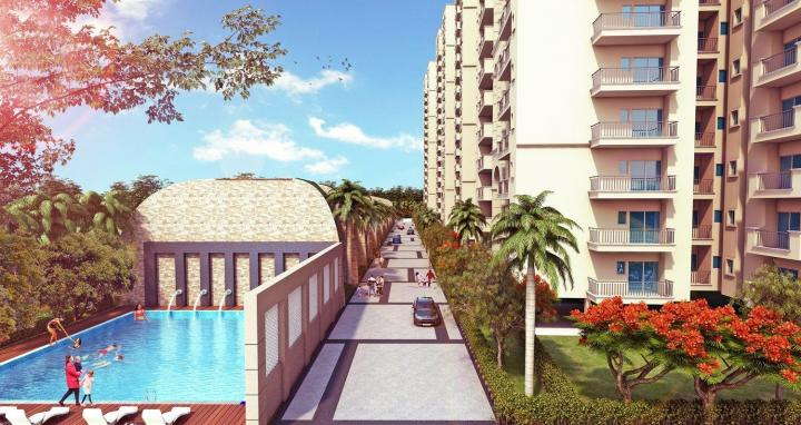 Project Image of 1860.0 - 2250.0 Sq.ft 3 BHK Apartment for buy in Antriksh Grand View