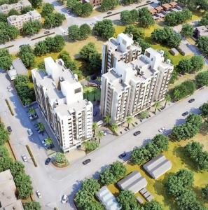 Gallery Cover Image of 1800 Sq.ft 3 BHK Apartment for rent in Myco Akibah Heights, Sarkhej- Okaf for 13000