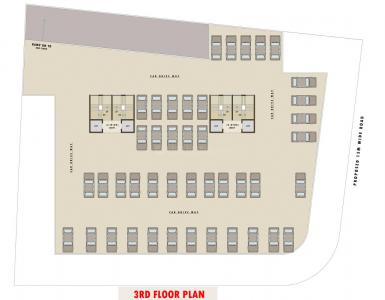 Project Image of 450 - 464 Sq.ft 2 BHK Apartment for buy in KT Sai Kutir