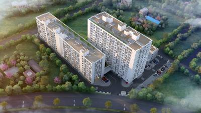 Project Image of 950.0 - 1821.0 Sq.ft 2 BHK Apartment for buy in Fomra Hues