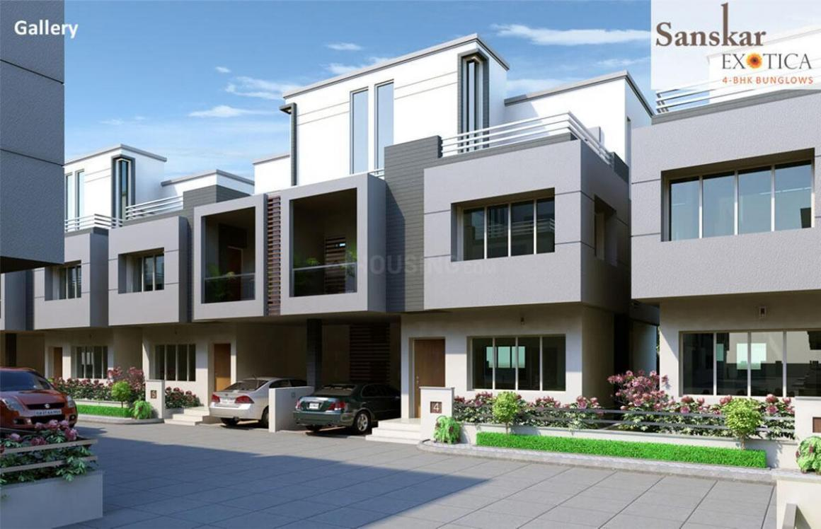 Project Image of 1360.0 - 1650.0 Sq.ft 4 BHK Villa for buy in Aatmiya Sanskar Exotica