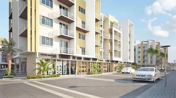 Paryag Prayag City Phase1 In Panvel Navi Mumbai Price