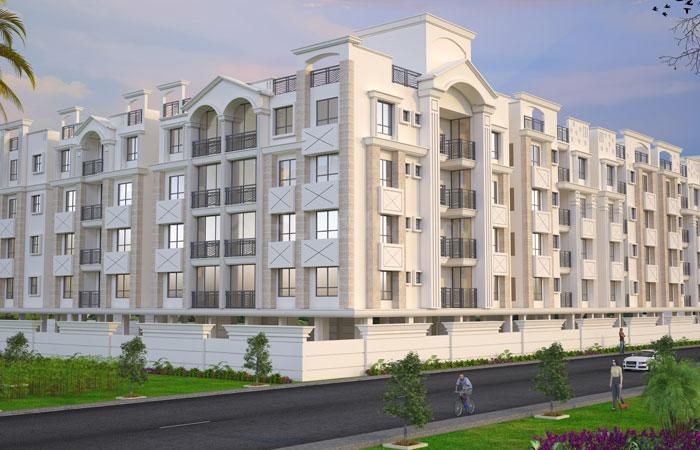 Project Image of 537.0 - 1198.0 Sq.ft 2 BHK Apartment for buy in Realtech Bela