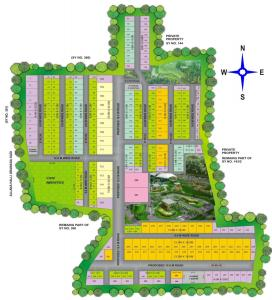 Project Image of 1200 - 4000 Sq.ft Residential Plot Plot for buy in Rai Paradise Enclave