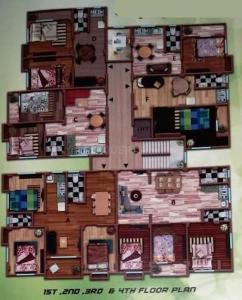 Project Image of 551.0 - 1146.0 Sq.ft 1 BHK Apartment for buy in A S Swapnapuron Apartment