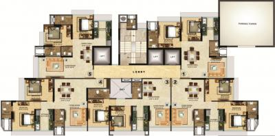 Project Image of 0 - 808 Sq.ft 2 BHK Apartment for buy in Sethia Grandeur
