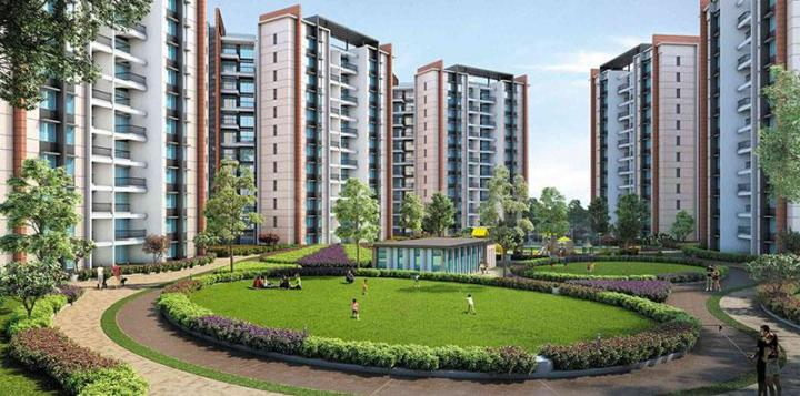 Project Image of 828.4 - 1679.18 Sq.ft 2 BHK Apartment for buy in Pride Purple Park Ivory