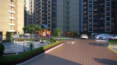 Gallery Cover Image of 700 Sq.ft 1 BHK Apartment for rent in Sri Garden Avenue K, Virar West for 9000