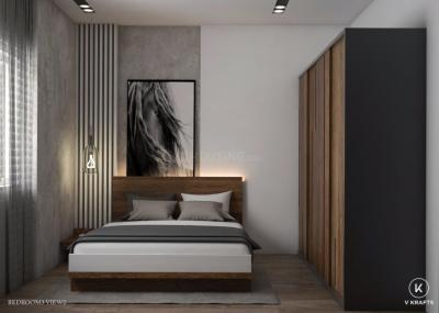 Gallery Cover Image of 1110 Sq.ft 2 BHK Apartment for buy in Candeur Landmark, Halasahalli for 6125000