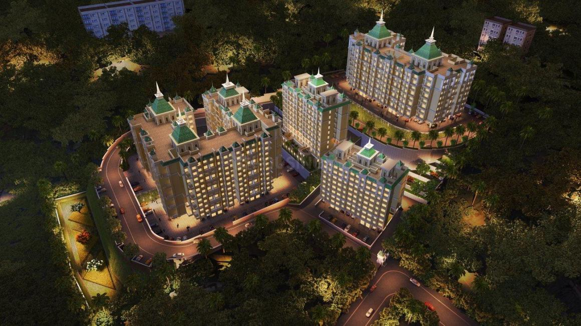 Project Image of 702.0 - 1021.0 Sq.ft 1 BHK Apartment for buy in Arihant Aloki