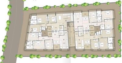 Project Image of 1270 - 1345 Sq.ft 3 BHK Apartment for buy in United Ishwar Magna