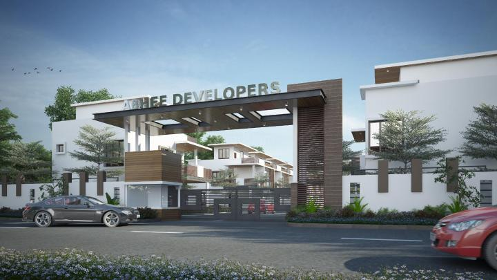 Project Image of 1805.0 - 3030.0 Sq.ft 3 BHK Villa for buy in Abhee Prakruthi Villa