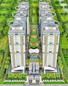 Gallery Cover Image of 965 Sq.ft 2 BHK Apartment for rent in Amaatra Homes, Noida Extension for 6000