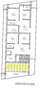 Project Image of 485.0 - 693.0 Sq.ft 1 BHK Apartment for buy in Crest Nesta