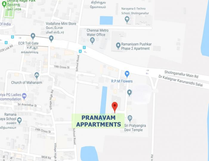 Project Image of 1000.0 - 1100.0 Sq.ft 2 BHK Apartment for buy in Double T Pranavam