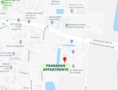 Project Image of 1000 - 1100 Sq.ft 2 BHK Apartment for buy in Double T Pranavam