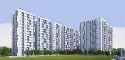 Gallery Cover Image of 1300 Sq.ft 2 BHK Apartment for rent in Godrej Avenues, Muddanahalli for 25000