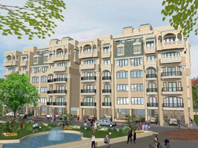 Gallery Cover Image of 1485 Sq.ft 3 BHK Apartment for buy in Niho Saffron Scottish Garden, Ahinsa Khand for 5700000