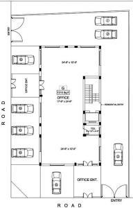 इंडिया बिल्डर्स  द गब्बरो गार्डन में खरीदने के लिए 1695.0 - 1730.0 Sq.ft 3 BHK अपार्टमेंट प्रोजेक्ट  की तस्वीर