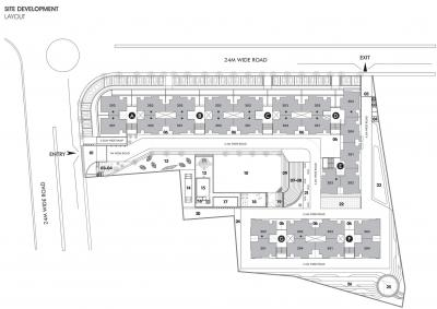 250 Sq.ft Residential Plot for Sale in Bopal, Ahmedabad