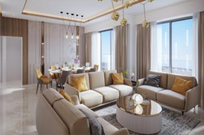 Project Image of 394.39 - 572.21 Sq.ft 1 BHK Apartment for buy in Eversmile Sector 2A Wing H
