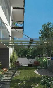 Gallery Cover Image of 3589 Sq.ft 4 BHK Apartment for buy in CR The Hamlet, Armane Nagar for 58570900