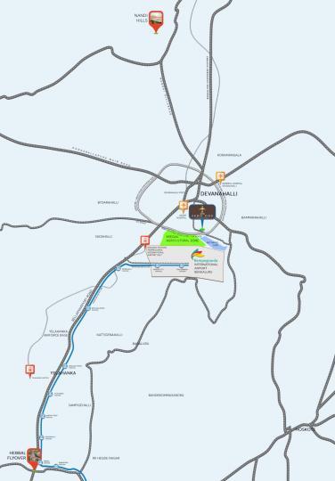 एमवीएन ऐरो वन में खरीदने के लिए 439.92 - 1760 Sq.ft 1 BHK अपार्टमेंट प्रोजेक्ट  की तस्वीर