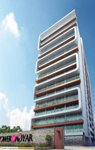 Project Image of 2380.0 - 2416.0 Sq.ft 4 BHK Apartment for buy in Nahar Tower Of Adyar
