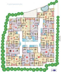 Project Image of 1178.0 - 1569.0 Sq.ft 2 BHK Apartment for buy in Niranjan Central