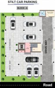 एम सी वर्षा होम्स में खरीदने के लिए 889.0 - 900.0 Sq.ft 2 BHK अपार्टमेंट प्रोजेक्ट  की तस्वीर