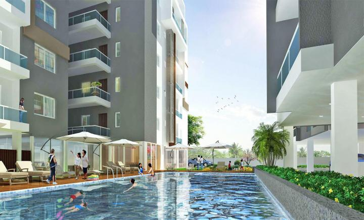 Project Image of 1895 - 2615 Sq.ft 3 BHK Apartment for buy in Aparna Oosmans Everest