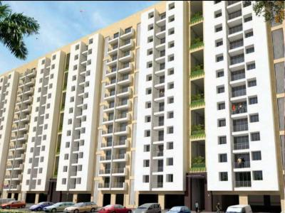 Gallery Cover Image of 1150 Sq.ft 2 BHK Apartment for buy in Emami City, South Dum Dum for 6500000