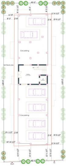 Project Image of 1142.09 - 1166.141 Sq.ft 3 BHK Apartment for buy in GR Natarajan Neela Kantheswar