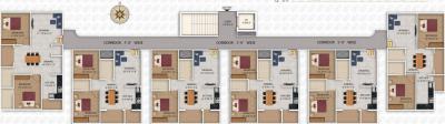 सप्रगिरि महर्षि गोकुलम में खरीदने के लिए 983.0 - 1207.0 Sq.ft 2 BHK अपार्टमेंट प्रोजेक्ट  की तस्वीर