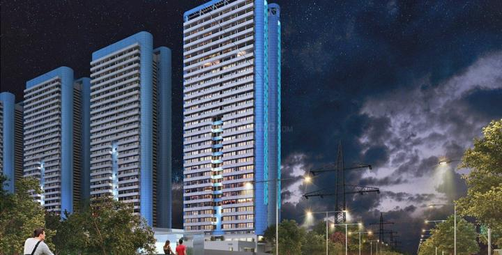 Project Image of 815.0 - 2061.0 Sq.ft 2 BHK Apartment for buy in Godrej Platinum Wing B4