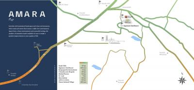 Project Image of 0 - 1200.0 Sq.ft Residential Plot Plot for buy in Total Green Homes Classic Amara